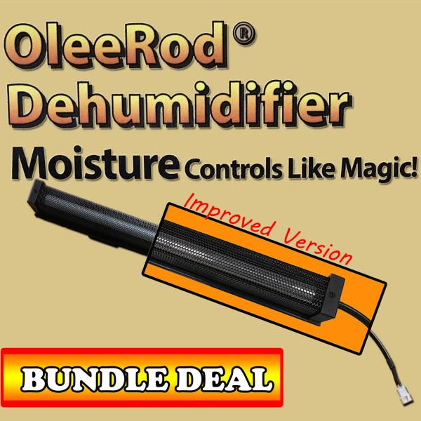 Olee Dehumidifier Rod 12 18 24 30 (OL-12 / OL-18 / OL-24 / OL-30) Singapore