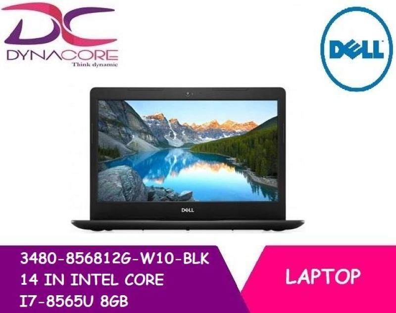 DYNACORE - DELL 3480 856812G W10 BLK 14 IN INTEL CORE I7-8565U 8GB 1TB HDD WIN 10