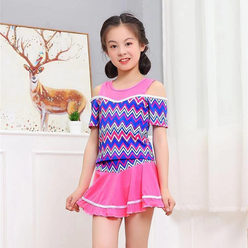 Mẫu Mới Áo Tắm Trẻ Em 1 Mảnh Cô Gái Kiểu Hàn Quốc Váy Liền Phong Cách Trẻ Em Quần Áo Bơi Hàn Quốc Con Gái Công Chúa Sinh Viên Đồ Bơi By Lazada Global.