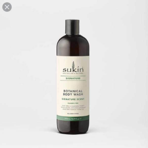 Buy Sukin Botanical Body Wash 500ml Singapore
