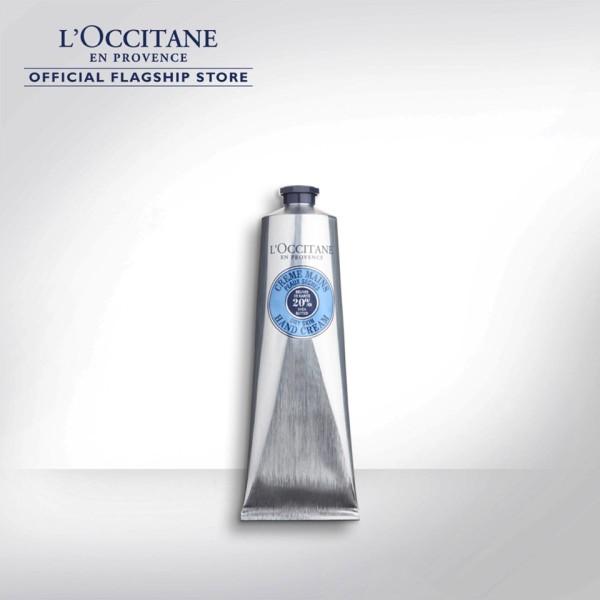 Buy LOCCITANE Shea Butter Hand Cream 150ml Singapore