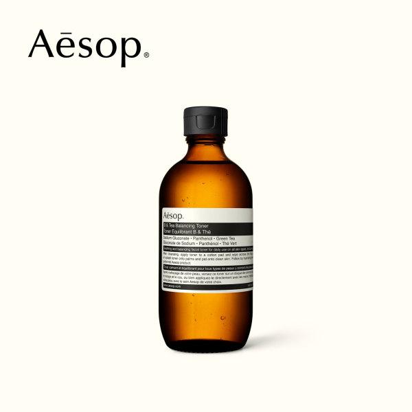Buy Aesop B & Tea Balancing Toner 200mL Singapore