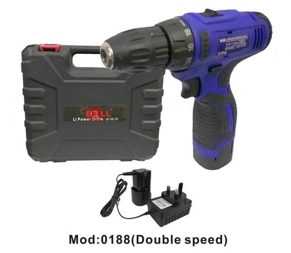 Battery Drill 18V