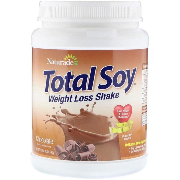 Buy Naturade Total Soy Weight Loss Shake - Chocolate, 1.2 lbs (540 g) - Reduce Cholestrol / Weight Loss Protein Shake Singapore