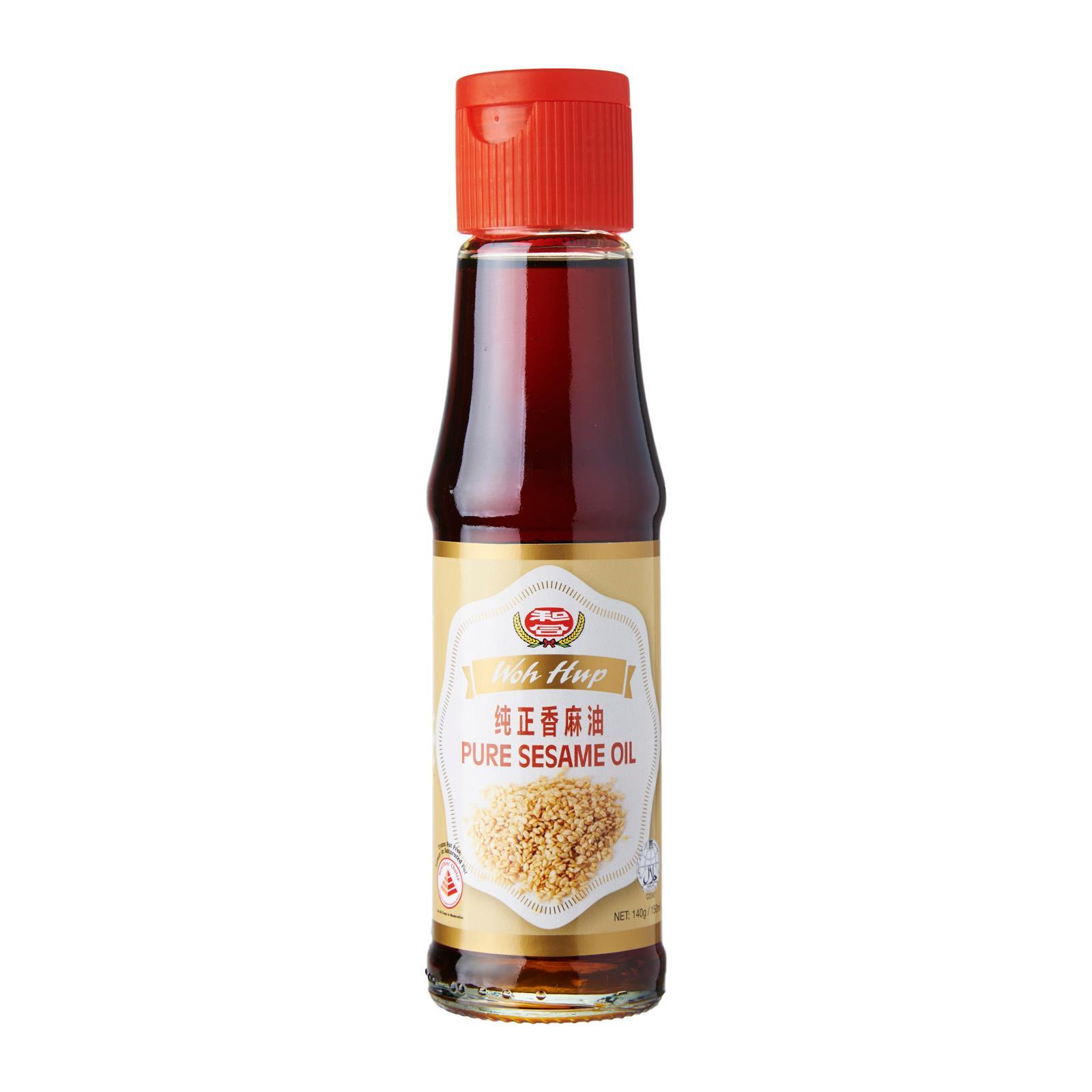 Woh Hup Pure Sesame Oil By Redmart.