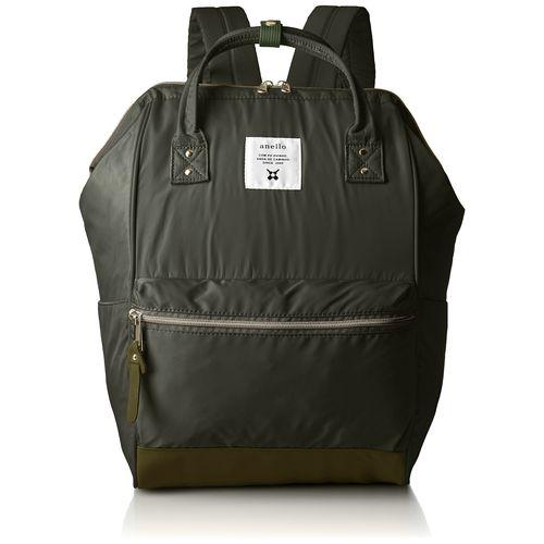 b6815c861 Anello official mouthpiece nylon backpack large AT-B1491 KH