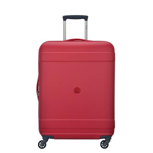 Delsey Indiscrete Hard Case (66cm) 4 Wheel Trolley By Delsey Official Singapore Store.