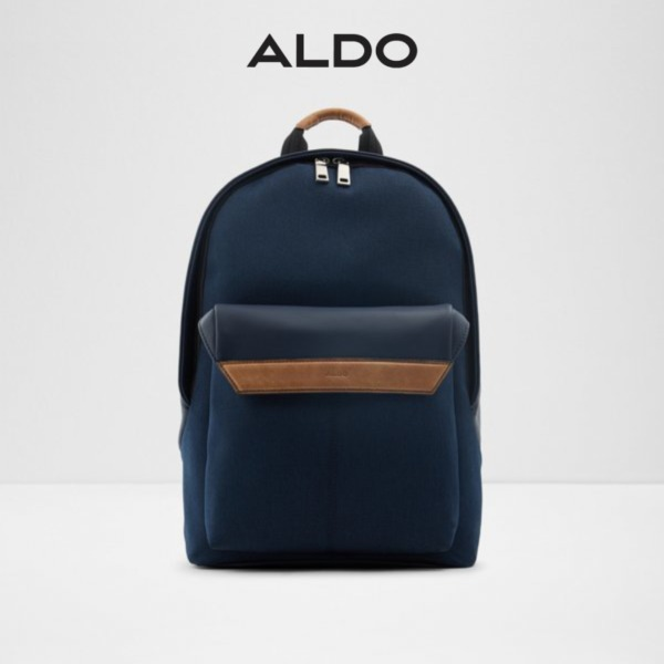 Aldo Lucidus Mens Casual Bag Backpacks Black / Blue / Brown