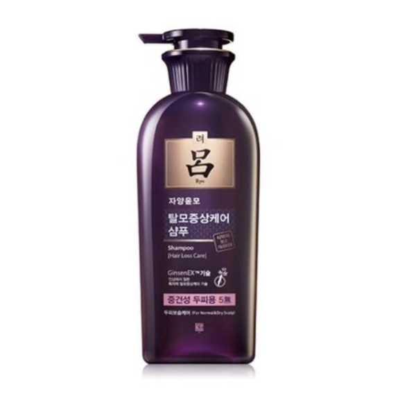 Buy Ryo Hair Loss Care Shampoo for normal scalp 400ml Singapore