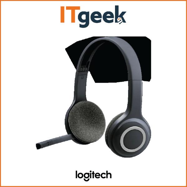 (2-HRS) Logitech H600 Wireless Stereo Headset Singapore
