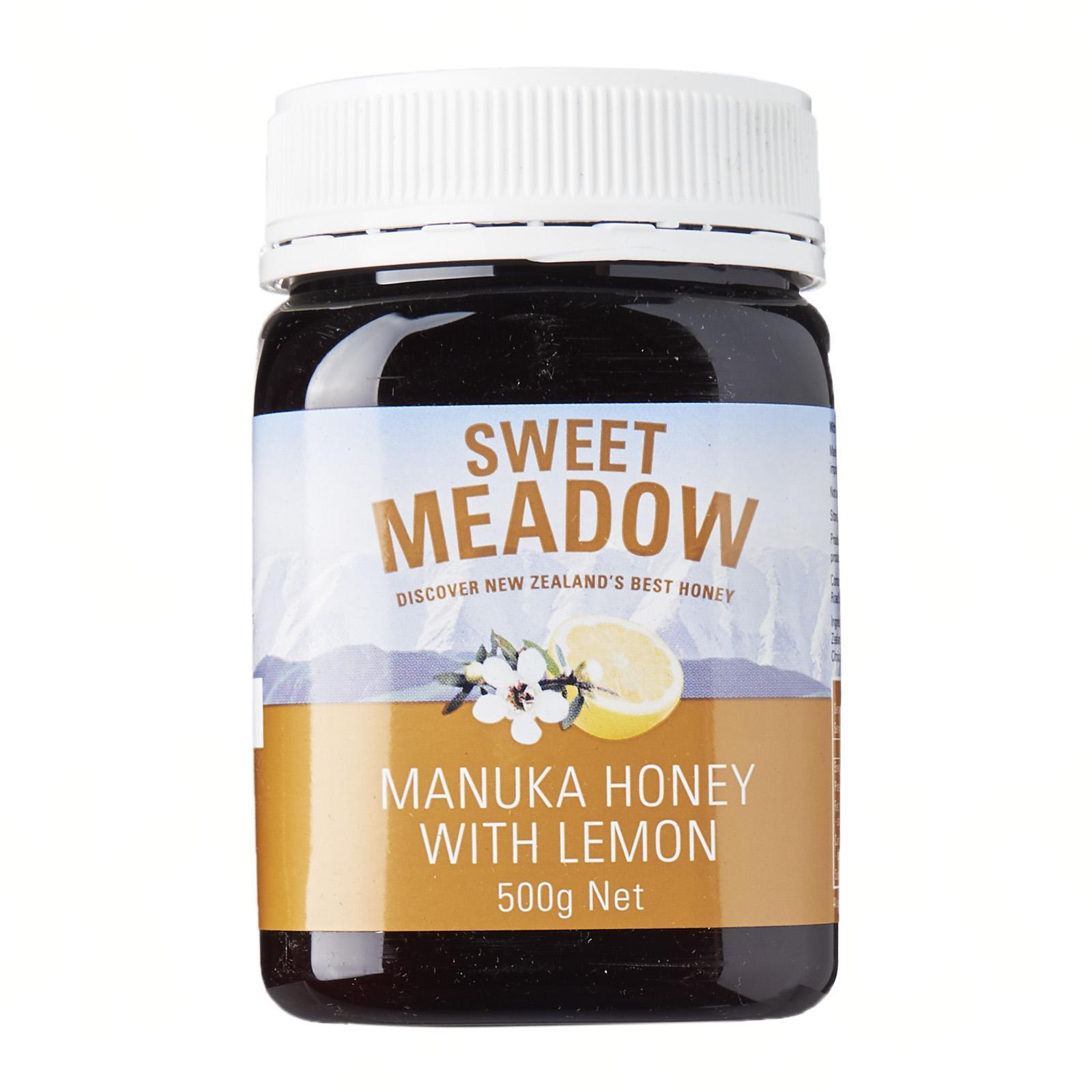 Sweet Meadow Manuka With Lemon