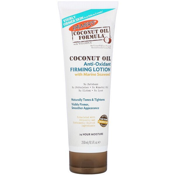 Buy Palmers Coconut Oil Formula, Anti -Oxidant Firming Lotion ( 250ml) Singapore
