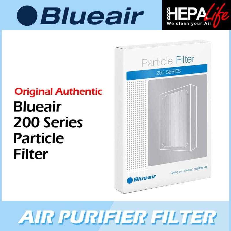 BLUEAIR 200 Series Authentic Particle Filter - Hepalife Singapore