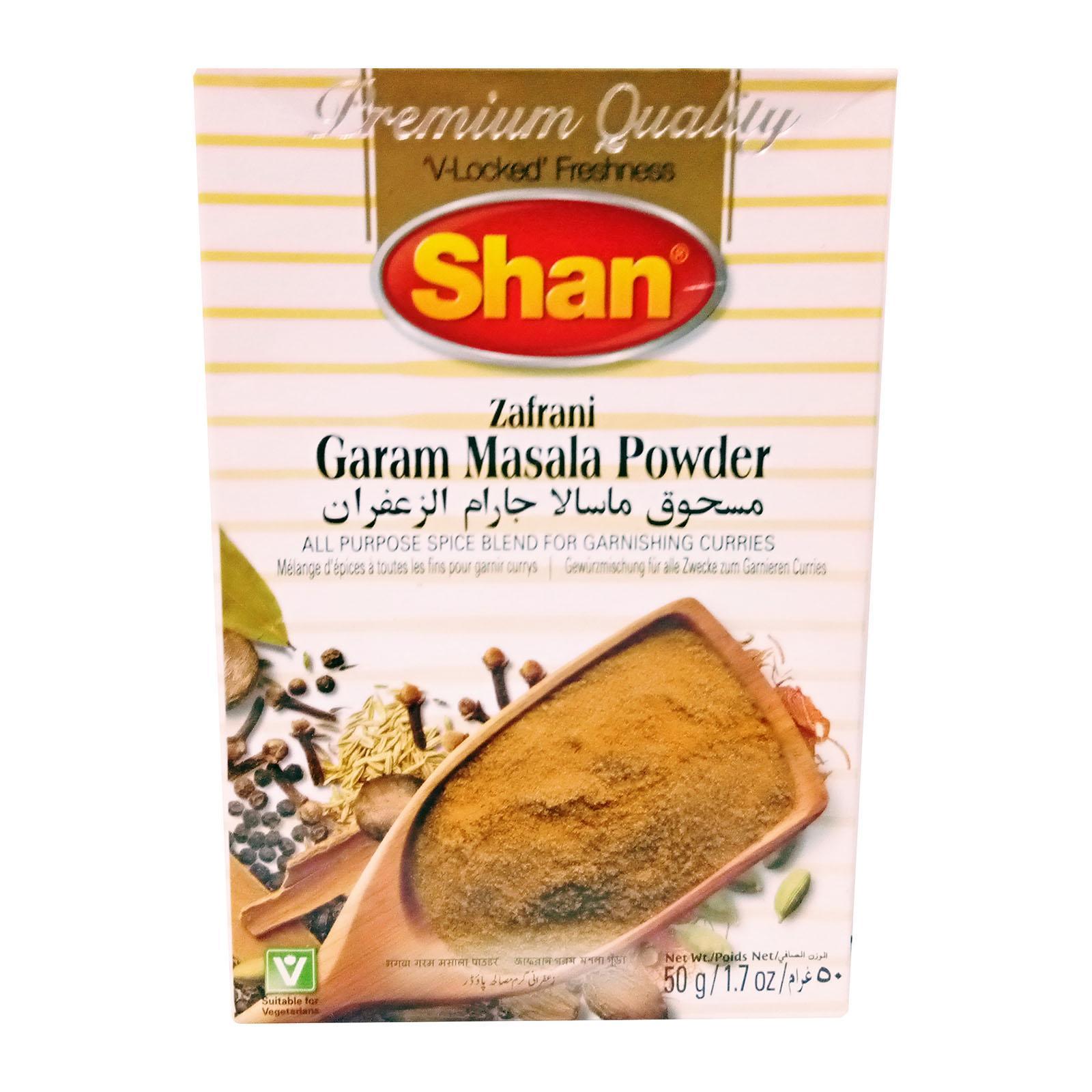 Shan Garam Masala Powder - By Dashmesh