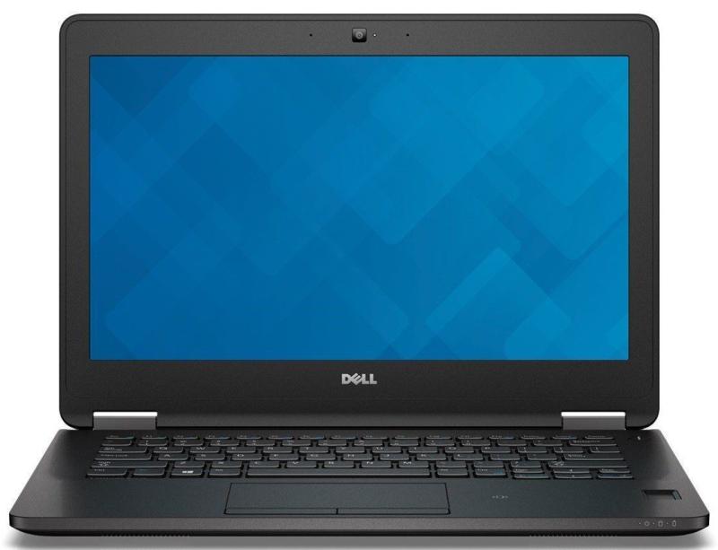 (Refurbished) Dell Latitude E7270 -12.5 - (6th Gen) Intel Core i7-6600U - 8GB - 256GB SSD - Win 10 Pro 64 Bit with *FREE  Pre-Installed Anti Virus (Trend Micro Internet Security )