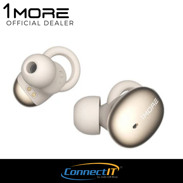 (PRE-ORDER) 1More E1026BT Truly Wireless Bluetooth 5.0 Earbuds With Environmental Noise Cancellation For Microphone ( 1 Year Local Warranty ) Singapore