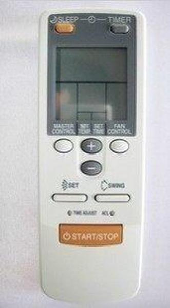 General Fujitsu Treasures Remote Control AR-JW2 AR-DB2 AR-DB4 AR-DB6 AR-DB7