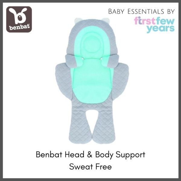 Benbat Head & Body Support - Sweat Free [NEW] Singapore