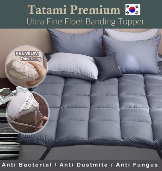 【SG INSTOCK】 Japan Hotel Grade Mattress Topper - Premium thickness
