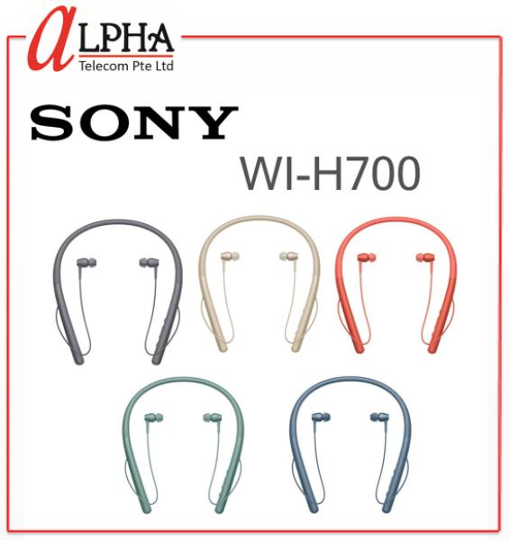 WI-H700 Sony High Resolution Hear in 2 Wireless In-ear Headphone *1 Year Warranty By Sony Singapore* Singapore