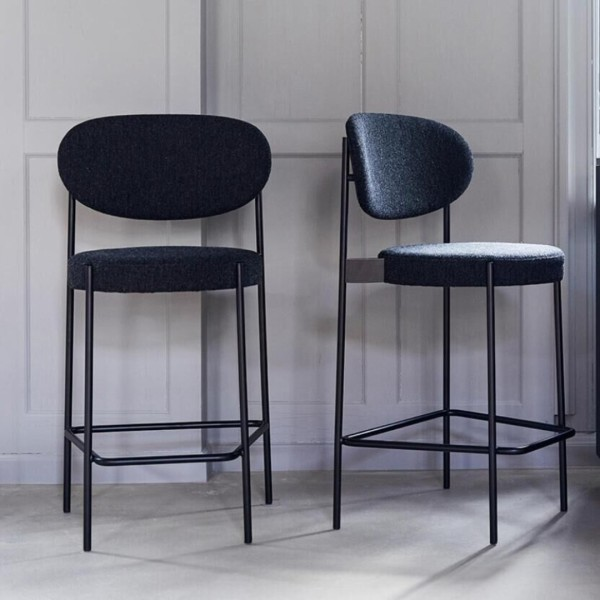 CSBC 015 High Bar Stool/Bar Chair with Cushion