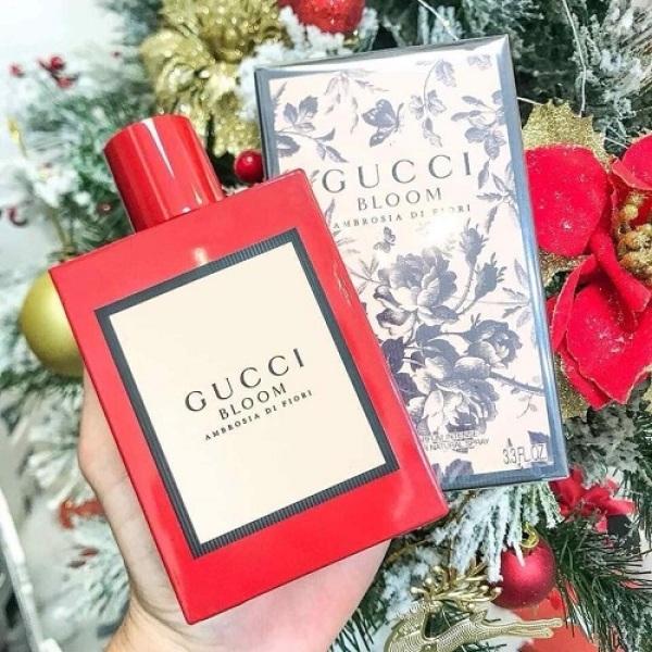 Buy Gucci Bloom Ambrosia di Fiori for Women Edp Intense 100ml Singapore