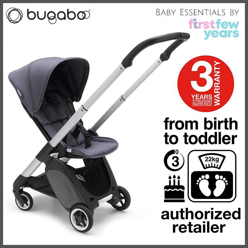 Bugaboo Ant Stroller (10 Designs) - By First Few Years Singapore