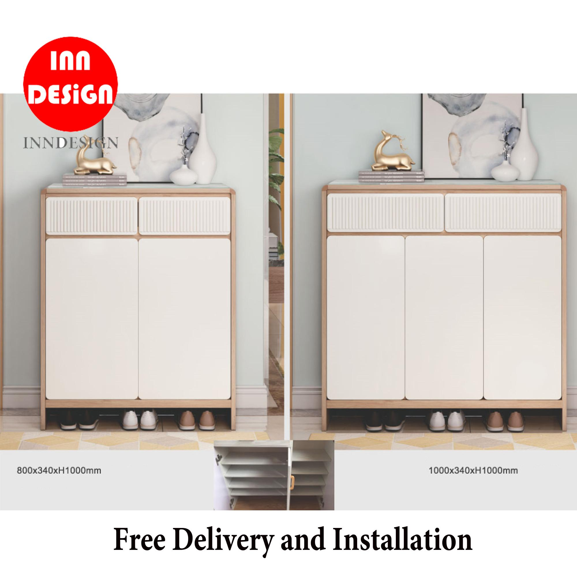 Chairle 2/3 Doors Shoe Cabinet (Free Delivery and Installation)