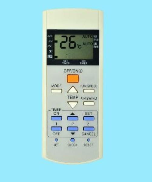 Panasonic/Lesheng Air Conditioning Remote A75C3295 A75C2841 A75C3407/A75C3297 English Version