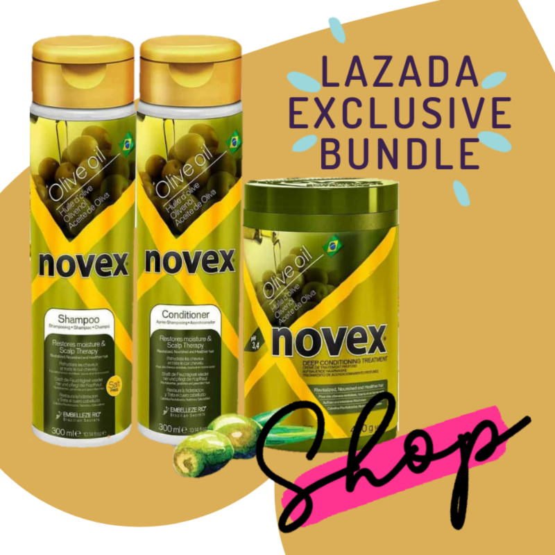 Buy NOVEX OLIVE OIL BUNDLE Singapore