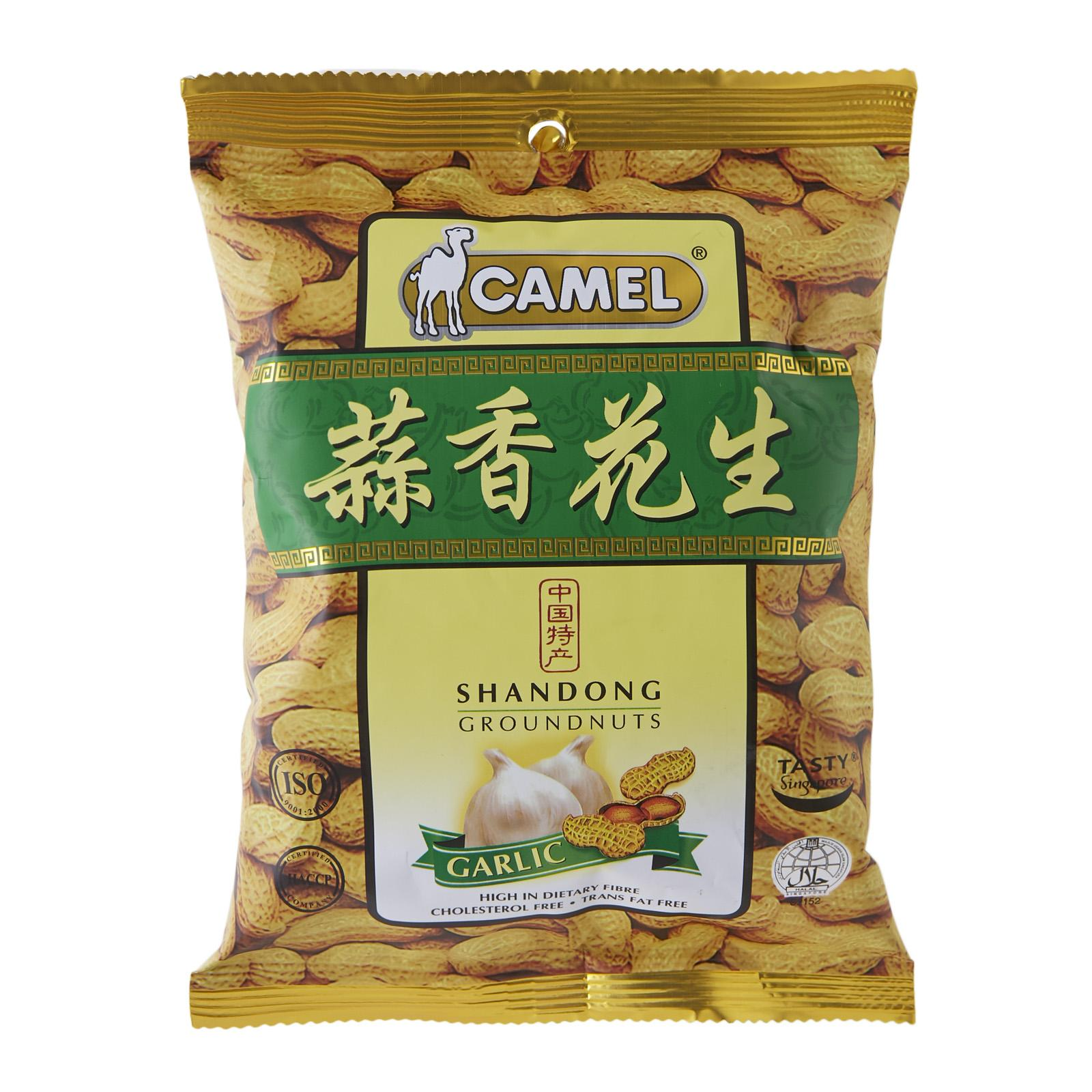 CAMEL Garlic Shandong Groundnuts 130g