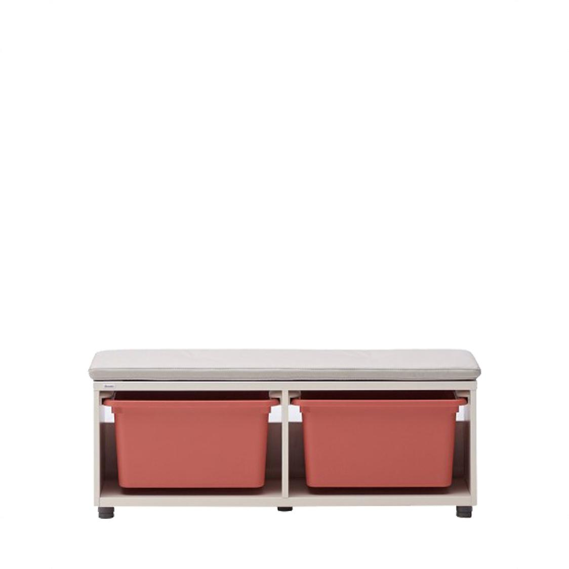 Iloom Eddi Kids 950W Bench With Storage Hsfp191-Ivkr
