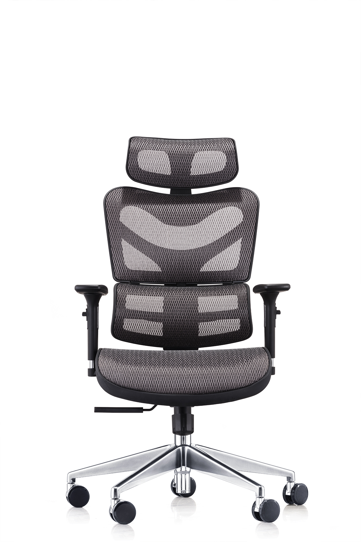 High Back Full Mesh Ergonomic Chair with BIFMA Certified; Full Mesh Office Chair; Adjustable Headrest &  Armrest; Adjustable Lumbar Support; Multiple Angle Locking; Seat Depth Adjustable Singapore