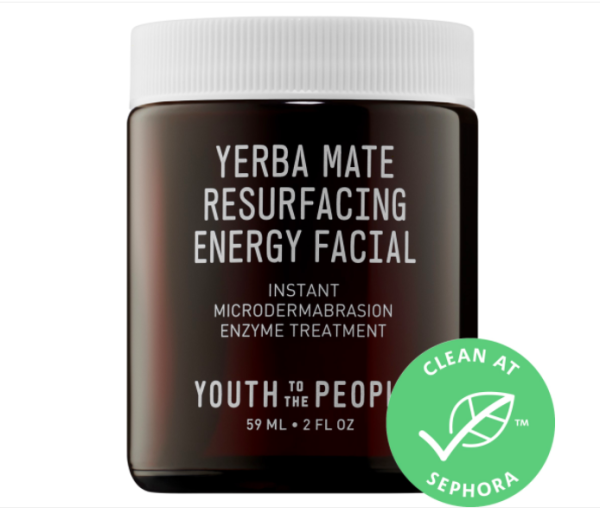 Buy Youth To The People Yerba Mate Resurfacing + Exfoliating Energy Facial with Enzymes Singapore