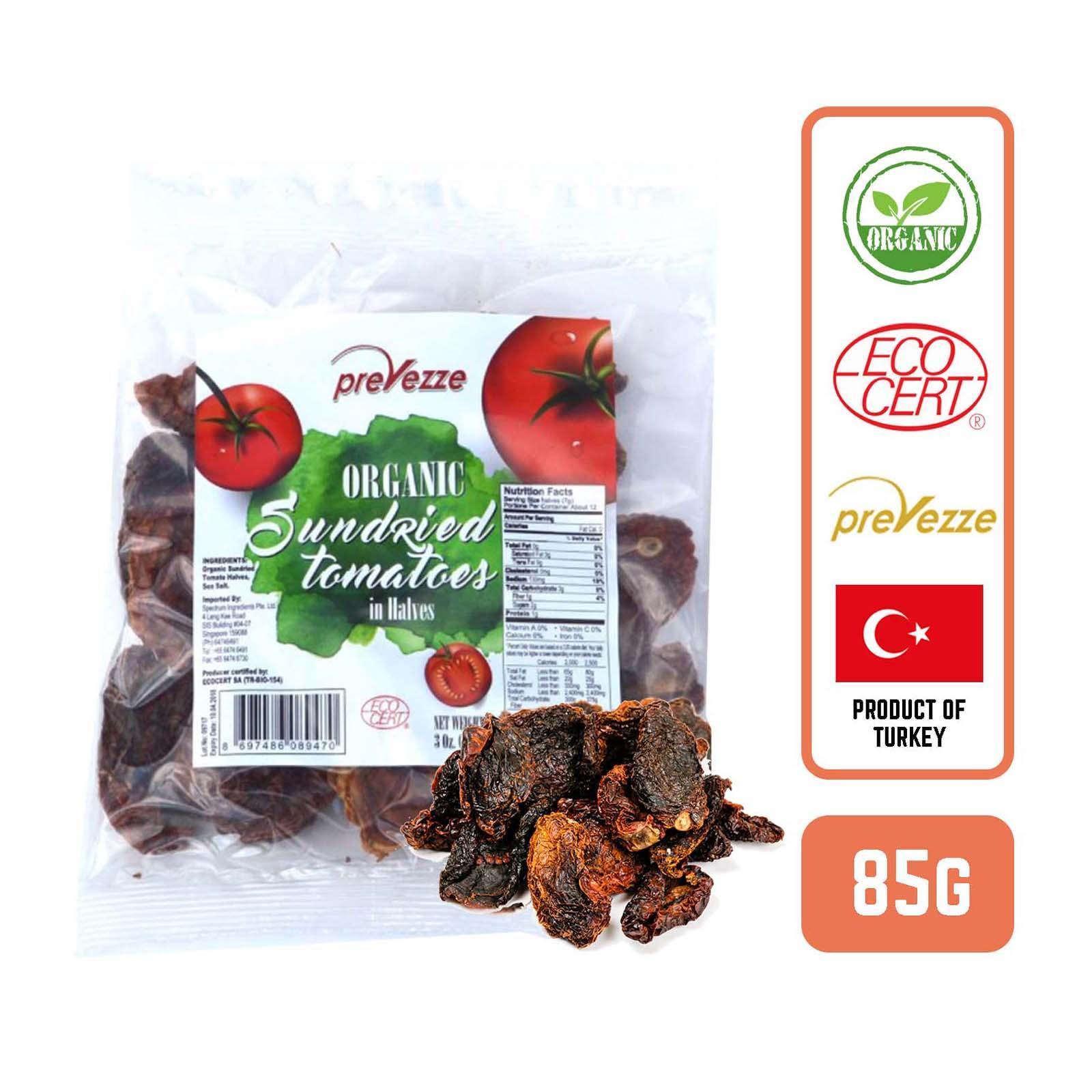 Mediterranean Organic Sundried Tomato By Redmart.