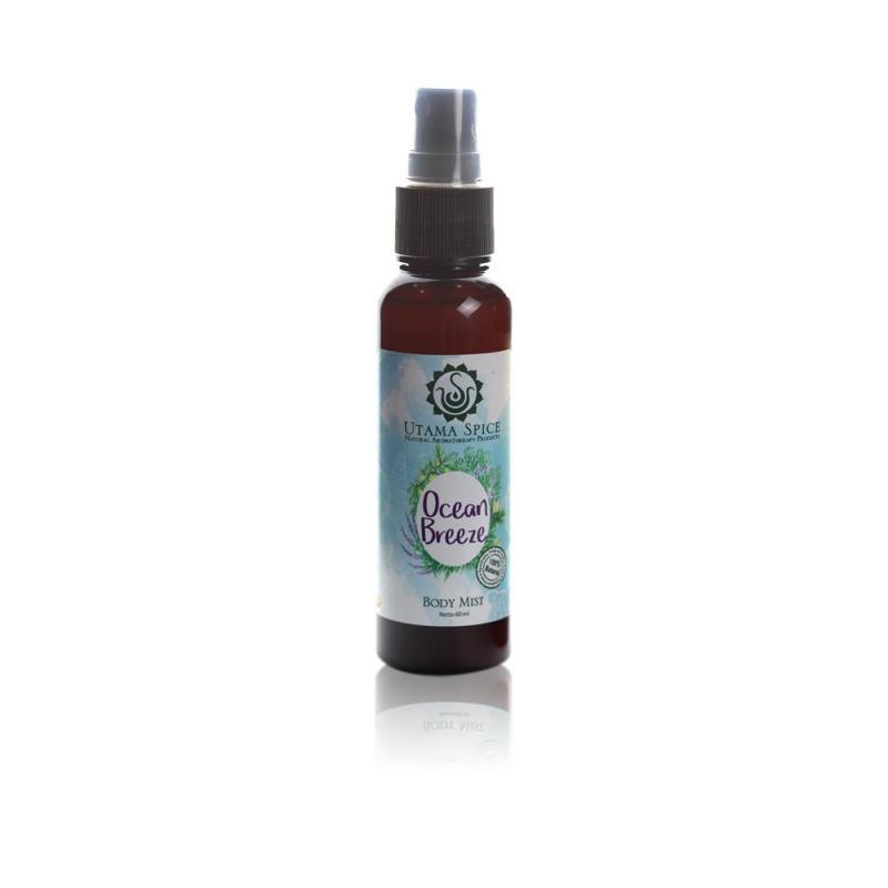 Buy Utama Spice Ocean Breeze Body Mist 60ml Singapore