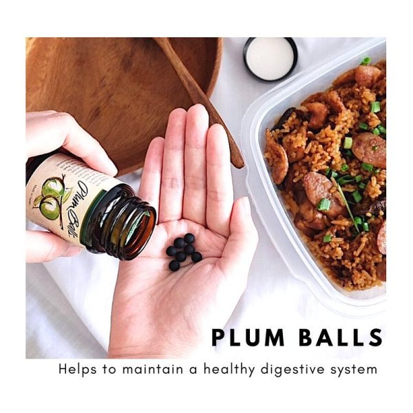 Buy Ume Plum Ball Japan Supplement Singapore
