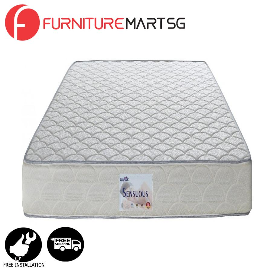[FurnitureMartSG] Ortho Foam Mattress_FREE DELIVERY + FREE INSTALLATION
