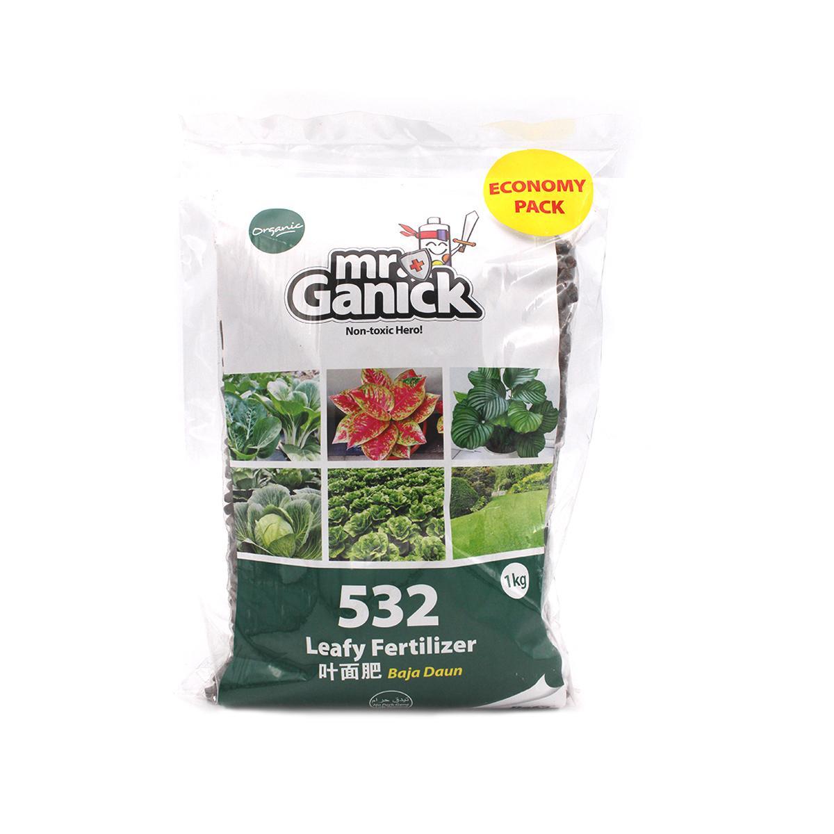 Baba Mr Ganick 532 Leafy Fertilizer (1 Kg)