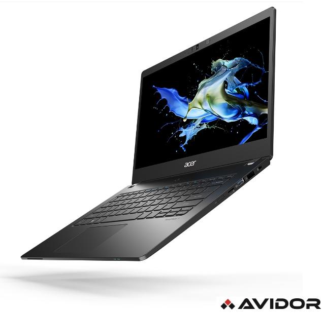Acer TravelMate P6 TMP614-51-75QS 8th gen Intel® Core™ i7-8565U processor