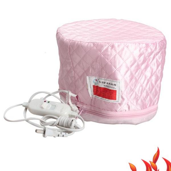 Buy 【welcomehome】Hair Care SPA Cap Beauty Steamer Hair Thermal Treatment Nourishing Hat - intl Singapore