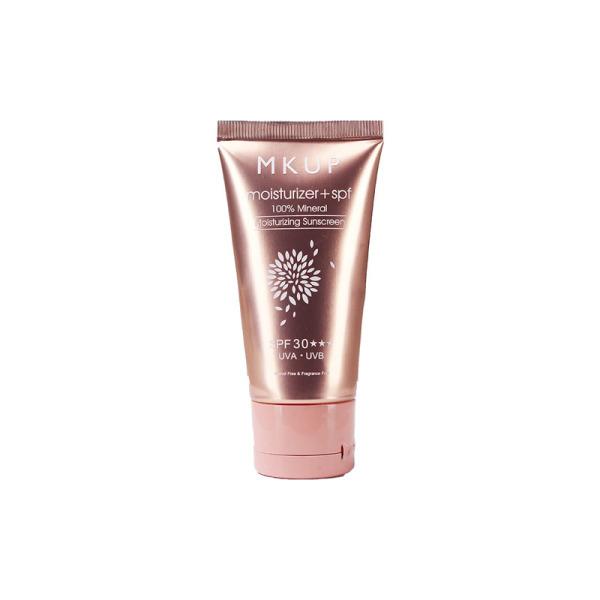 Buy MKUP 100% Mineral Moisturizing Sunscreen 50g Singapore