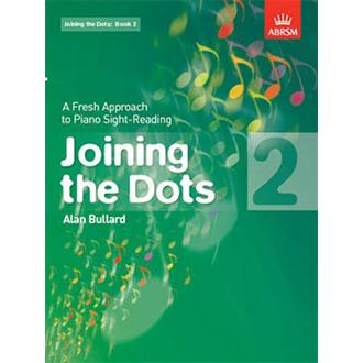 ABRSM Joining the Dots Book 2 (Piano): A Fresh Approach to Piano Sight-Reading