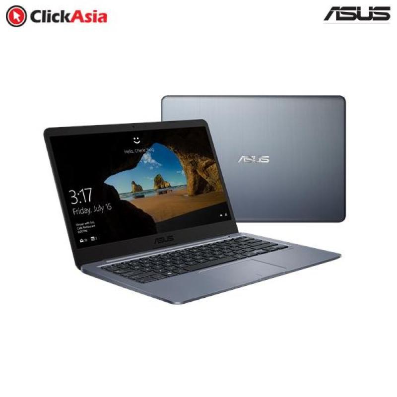 Asus VivoBook (E406MA-EB199TS) - 14 FHD IPS/Celeron N4100/4GB/64GB eMMC/Win 10 Home S