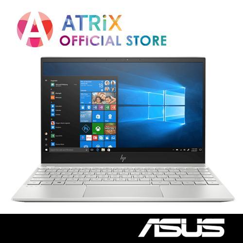HP ENVY Laptop 13-ah1032TX  13.3 FHD  i5-8265U  8GB RAM  512GB SSD  NVIDIA GeForce MX150