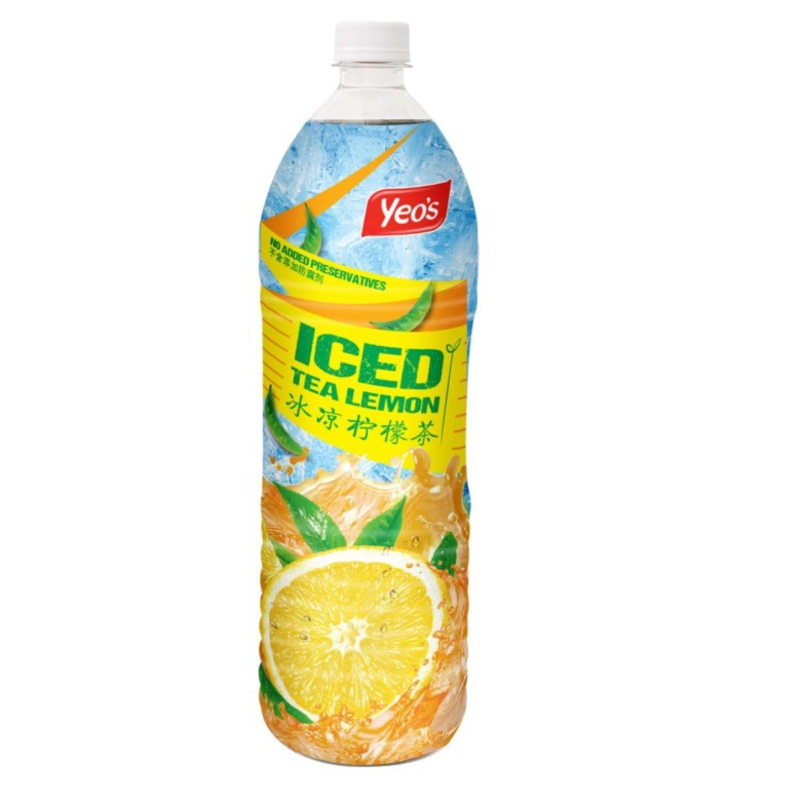 Yeo's Iced Lemon Tea