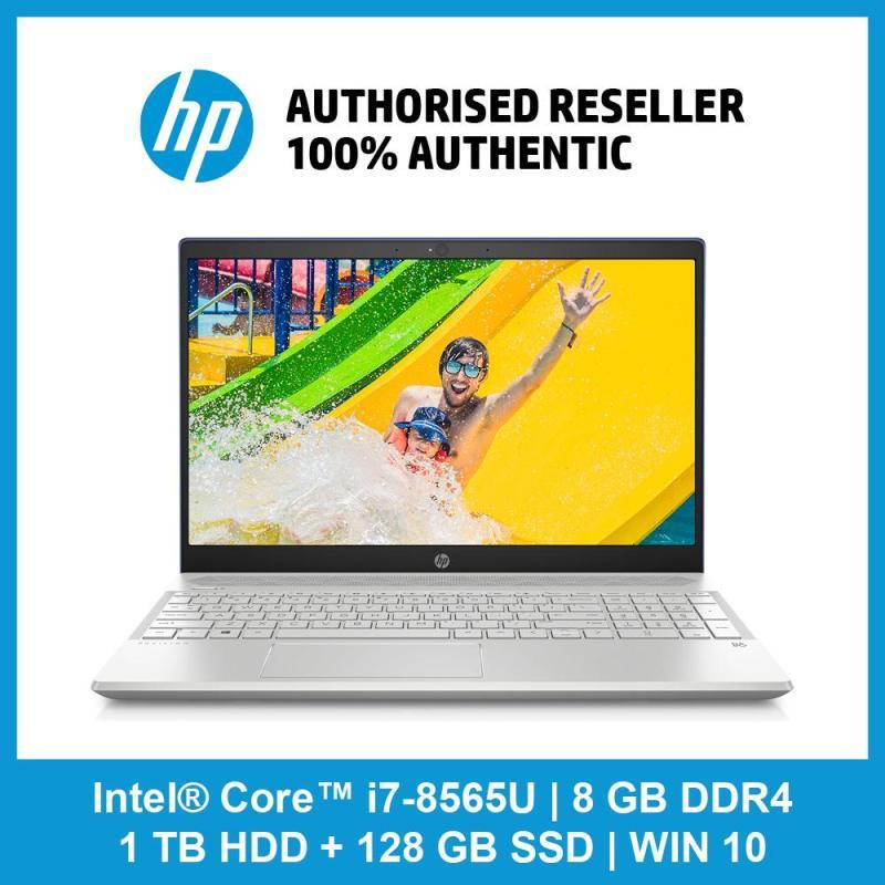 HP Pavilion 15-cs1040tx / Intel® Core™ i7-8565U / 8 GB RAM / 1 TB 5400 rpm SATA / 128 GB SSD