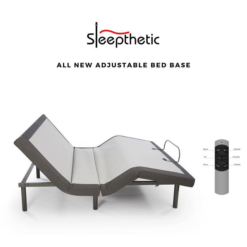Sleepthetic™ Adjustable Bed Base