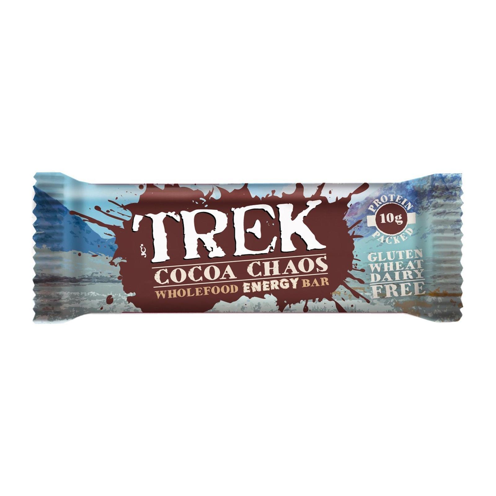 TREK 55 G Cocoa Chaos Energy Bar