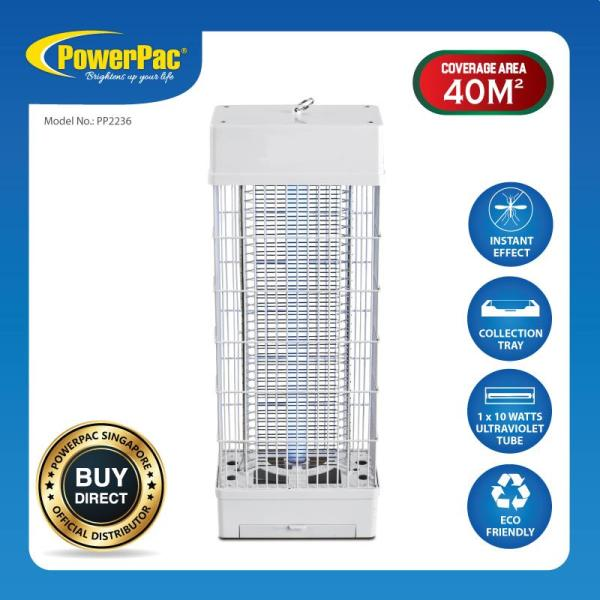 PowerPac Mosquito killer trap, insect Repellent, Power strike(PP2236)